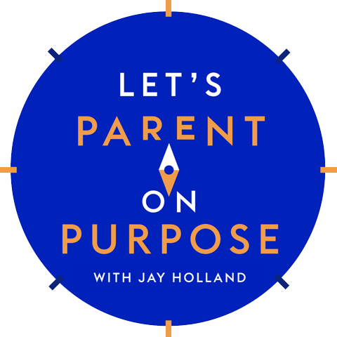Let's Parent on Purpose Logo