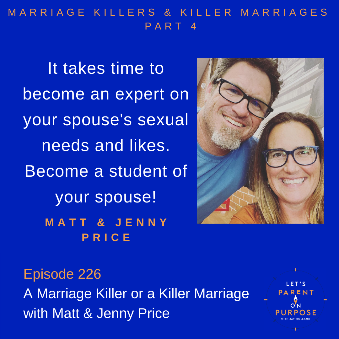 Marriage Killer or Killer Marriage: Sex with Matt and Jenny Price