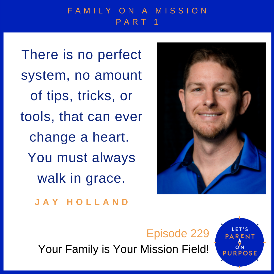 Your Family is a Mission Field!