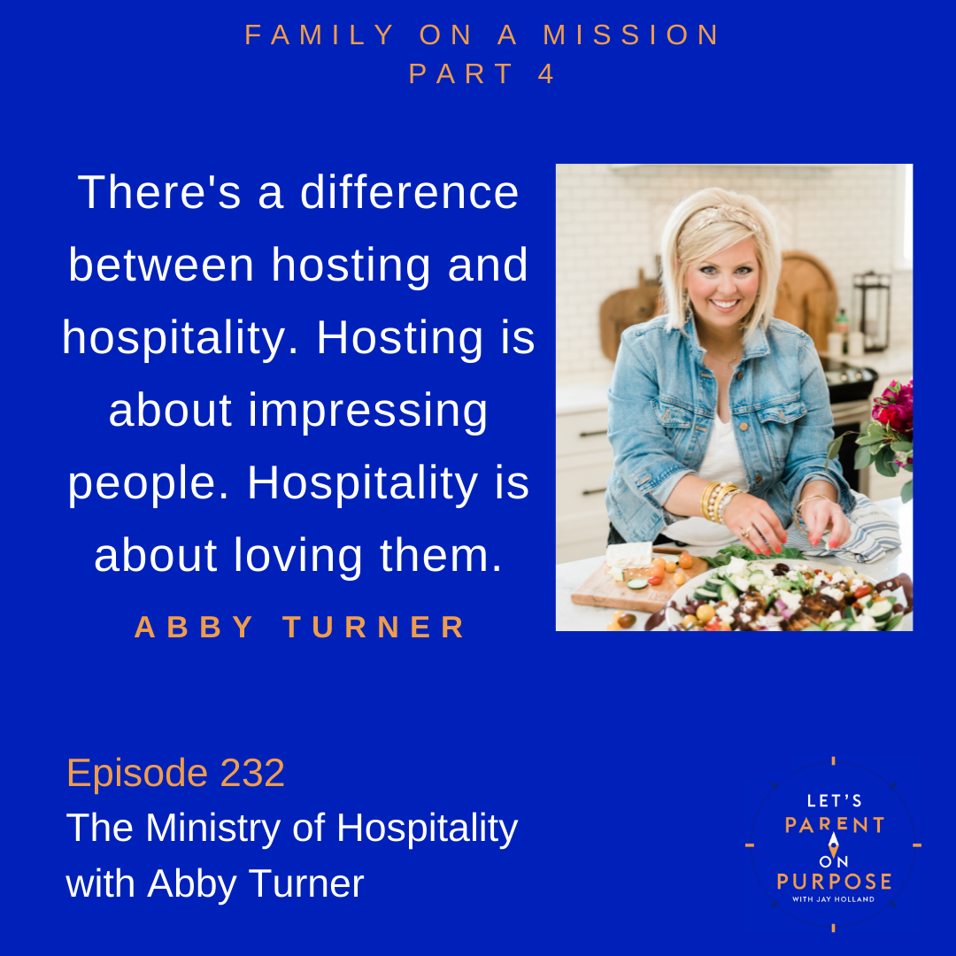 The Ministry of Hospitality with Abby Turner